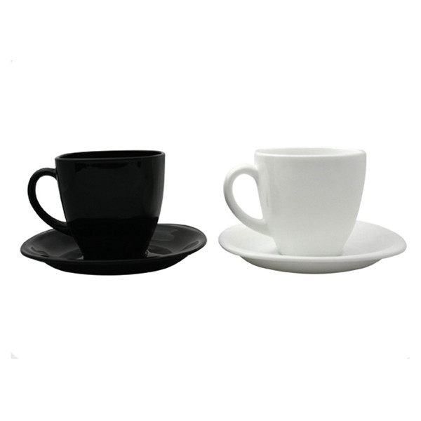 Сервиз чайный 220 мл. Luminarc Carine White&Black на 6 персон (12 единиц)
