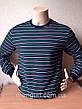 Фуфайка (футболка с длинным рукавом) мужская на байке ХЛОПОК  УЗБЕКИСТАН, фото 5