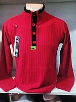 Мужской свитер красный