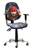 Кресло детское Пираты карибского моря Джек Воробей