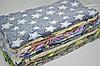 Плед микрофибра рифленый 200х230 см Цветы, фото 5