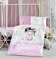 Детское постельное в кроватку  Clasy™ Ariel, фото 1