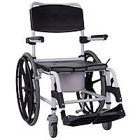 Кресло-каталка с санитарным оснащением Swinger