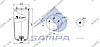 Пневморессора без стакана BPW, ROR 941MB/O (2 шп. M12 смещены,1 отв.штуц. M22х1.5мм) (d259x527) \0542940030 \ SP 55941, фото 2