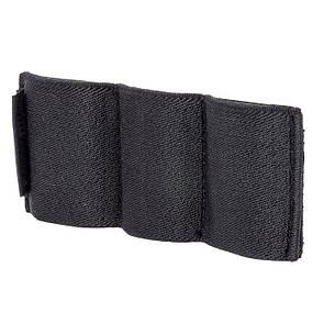 Оригинал Подсумок велкро для пистолетного магазина Blackhawk GO BOX Handgun Mag Loop Pouch 22GA03BK Чорний