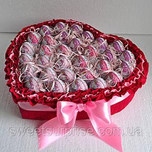 """Оригинальный подарок для любимой """"Сладкое сердце"""" (31), фото 2"""
