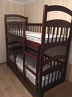 Двухъярусная кровать Карина Люкс Усиленная NEW 80*190