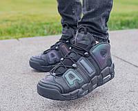 Мужские кроссовки в стиле NIKE Air More Uptempo, фото 1