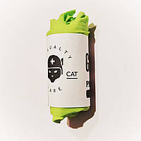 Taccat glove kit / Пара салатових нітрилових рукавичок (M)