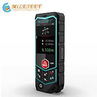 Лазерная рулетка, дальномер, мультиметр  MileSeey R2B 40 м. 3 в 1.+ Bluetooth 4.0.