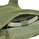 Оригинал Бронежилет чехол Condor Defender Plate Carrier DFPC Coyote Brown, фото 6