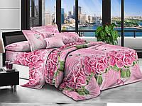 Комплект двуспального постельного белья Eva, Украина