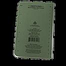 "Оригинал Погодостойкий блокнот Rite In The Rain 964 MEMO BOOK - 8,89*15,25см (3 1/2""x6"") Тан (Tan), фото 6"