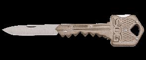 Оригинал EDC нож брелок для ключей SOG Key - Knife 102-CP