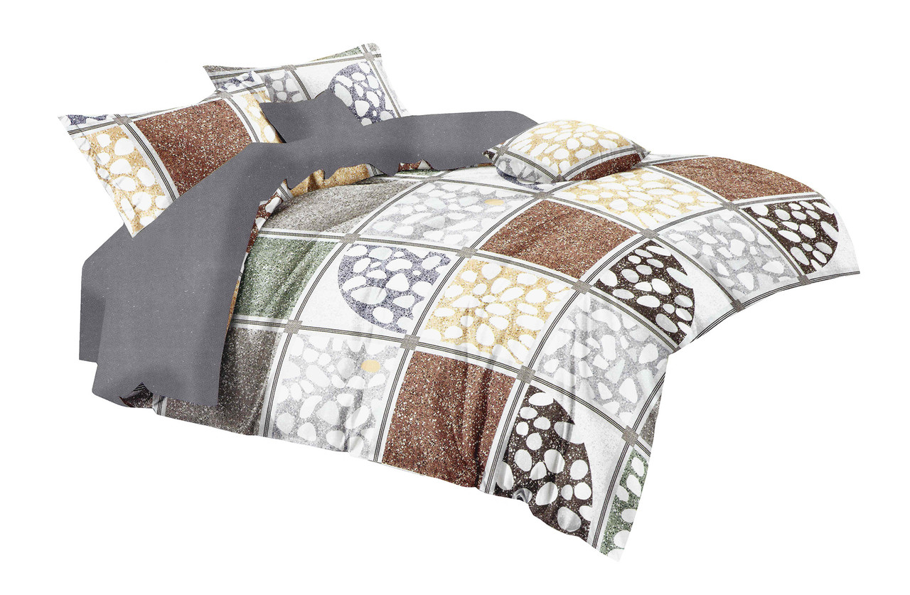 Комплект постельного белья Микроволокно HXDD-760 M&M 0732