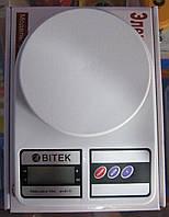 Весы кухонные Витек SF-400 (до 10 кг)