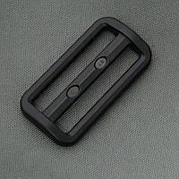 Пряжка 2-щілинна YKK LA50S, 50 мм