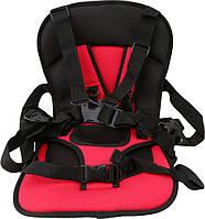 Детское бескаркасное автокресло Multi-function car cushion ребенку от 3 лет, Кресло для машины детское