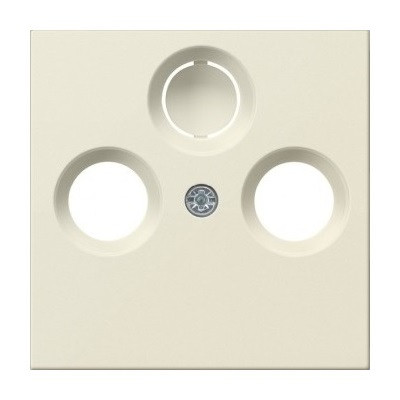Накладка для розеток TV-R (SAT) Gira System 55 кремовый