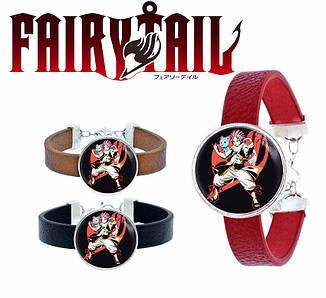 """Браслет Хвост Феи """"Нацу"""" / Fairy Tail"""