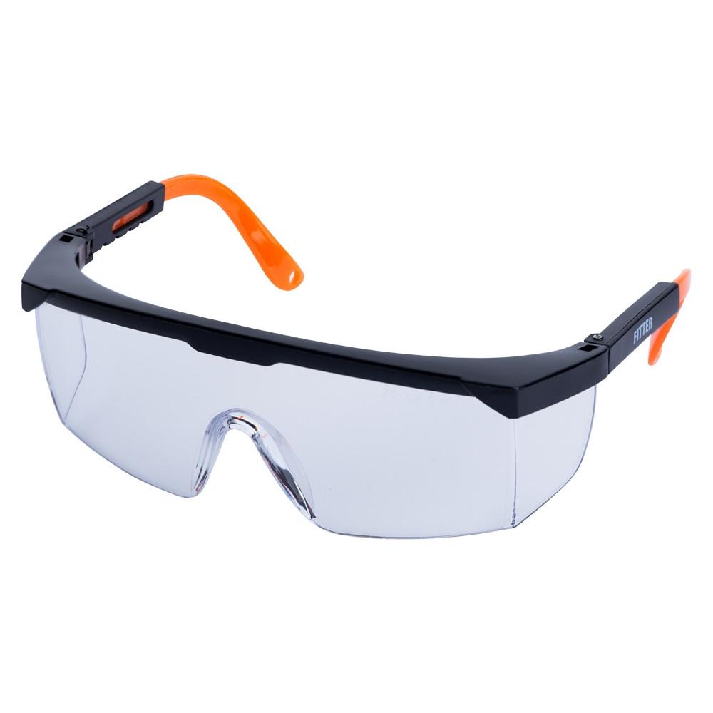 Очки защитные Fitter anti-scratch, anti-fog (прозрачные) Sigma (9410261)