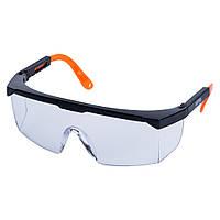 Очки защитные Fitter anti-scratch, anti-fog (прозрачные) Sigma (9410261), фото 1