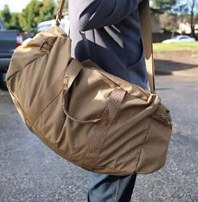 Оригинал Тактическая сумка Helikon-Tex URBAN TRAINING BAG - CORDURA TB-UTB-CD Олива (Adaptive Green)