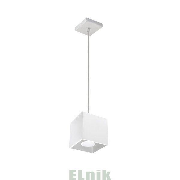 Светильник подвесной декоративный ALGO GU10 PL-W, Kanlux [27038]