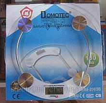 Весы напольные Domotec MS-2003B (круглые)