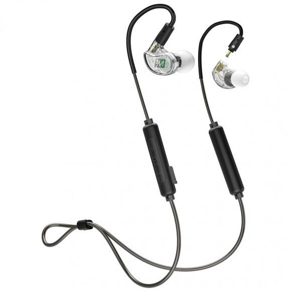 MEE audio M6 PRO 2nd Gen Bluetooth Clear Наушники Вкладыши Bluetooth