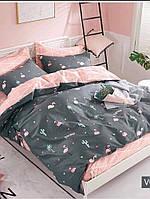 Постельное белье бязь хорошего качества двуспальное 175*215 много моделей