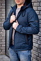 Куртка мужская BLACK VINYL TC19-1375