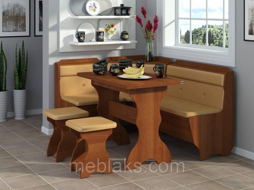 Кухонный уголок «Кардинал»