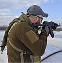Оригинал Зимняя тактическая бейсболка Helikon-Tex BBC WINTER CAP CZ-BBW-FS - SHARK SKIN Camogrom®, фото 10