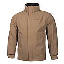 Оригинал Мембранна тактическая утепленная куртка Pentagon ATLANTIC 2.0 PLUS K07011 Large, Койот (Coyote), фото 3
