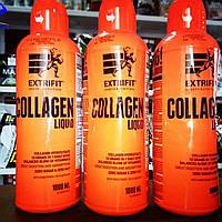 Хондропротектор Жидкий коллаген Extrifit Collagen Liquid 1000ml, коллаген для кожи, волос, ногтей и суставов
