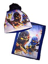 Комплект Ниндзяго Ninja на флисе 54
