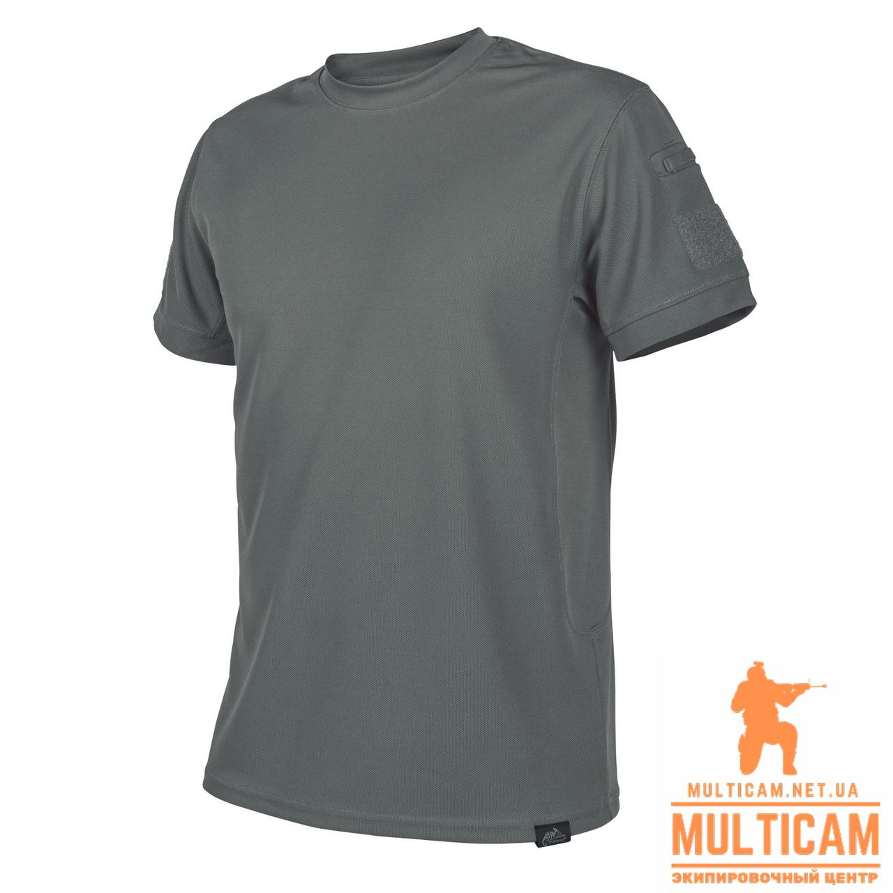 Термофутболка Helikon-Tex® T-Shirt - TopCool - Shadow Grey