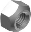 Гайка М20 самостопорная 8, цинк белый, DIN980V, МЕТАЛВИС [6V22000006V2200020]