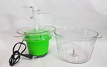"""Блендер, измельчитель """"Молния"""" Vegetable Mixer, фото 3"""