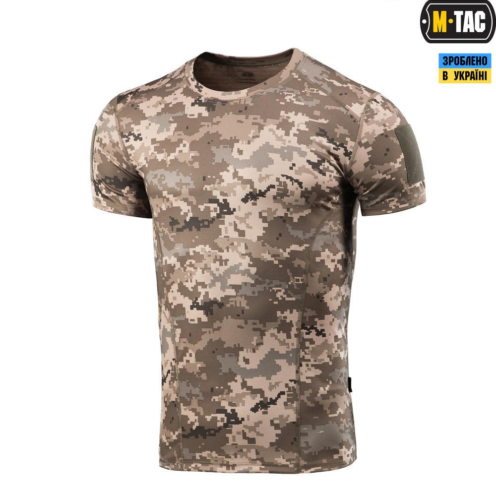 M-Tac футболка потоотводящая Athletic Velcro MM14