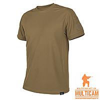 Термофутболка Helikon-Tex®  T-Shirt - TopCool - Coyote
