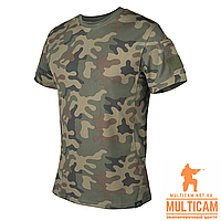 Термофутболка Helikon-Tex® T-Shirt - TopCool - PL Woodland