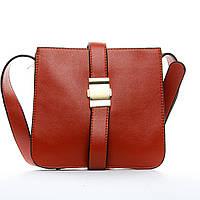 Красная женская сумка из искусственной кожи (23*21*7 см) FASHION, 1-03 66039 bright-red