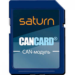 Адаптер CAN-шины SATURN CANCARD