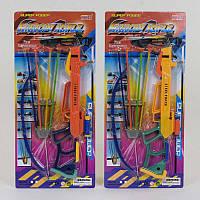 Арбалет 385 А 2 цвета, с луком и стрелами