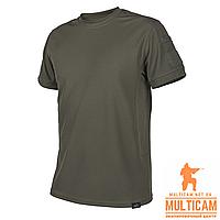 Термофутболка Helikon-Tex® T-Shirt - TopCool - Olive Green, фото 1