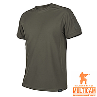 Термофутболка Helikon-Tex® T-Shirt - TopCool - Olive Green