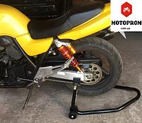 Подставка под заднее колесо мотоцикла L-образная (мотоподкат)