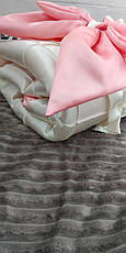 Детский демисезонный конверт на выписку, конверт-одеяло (ВЕСНА/ ЛЕТО), конверт-плед для новорожденного, фото 3